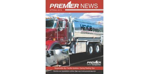 Heyob Spring 2015 Newsletter, Harrison, Ohio