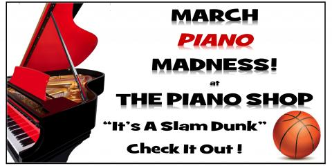 March Piano Madness , Louisville, Kentucky