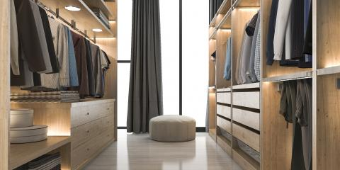 3 Ways to Maximize Storage in Your Walk-In Closet, Marietta, Georgia