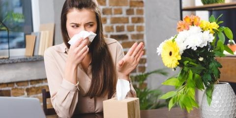 How Your HVAC System Can Combat Autumn Allergies, Marietta, Ohio