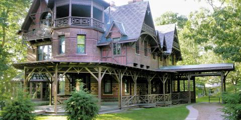 The Mark Twain House Hosts a Spring Writers' Weekend, Hartford, Connecticut