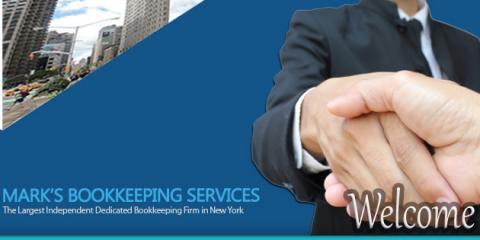 Mark's Bookkeeping, Bookkeeping, Services, New York, New York