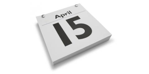 Tax Day is Right Around The Corner!  Follow These Last-Minute Tax Filing Tips From Mark's Bookkeeping Services, Manhattan, New York