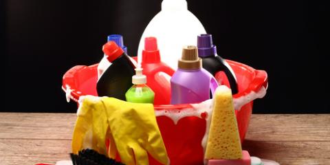 A Guide to Harmful Chemicals Found in Non-Green Cleaning Products, Omaha, Nebraska