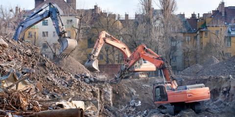 Building Demolition: A Brief Guide to the Process & Prep Work, Anchorage, Alaska