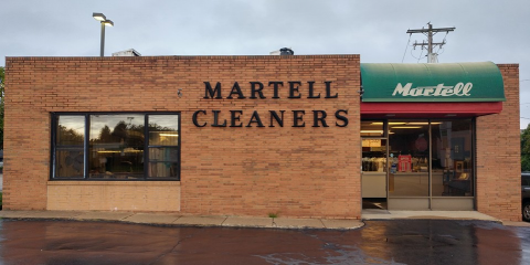 Martell Cleaners, Dry Cleaners, Family and Kids, Ashtabula, Ohio
