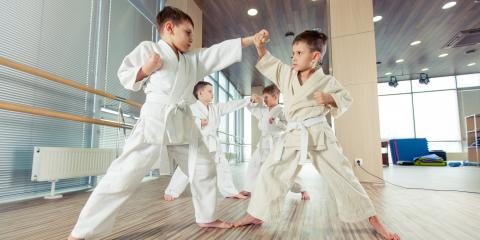 4 Most Popular Forms of Martial Arts, Middletown, New York