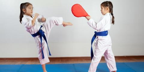 3 Benefits Girls Have to Gain for Learning Martial Arts, West Chester, Ohio
