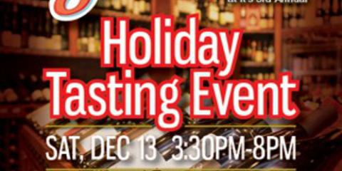 Taste a Selection of Fine Wines at Martin Brothers Wine & Spirits' Holiday Tasting Event, Manhattan, New York