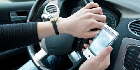 Martinsburg Lawyer Discusses the Dangers of Texting and Driving, Potomac, West Virginia