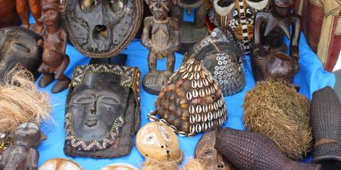 Understanding African Tribal Artifacts: The Culture of Cameroon, Martinsburg, West Virginia
