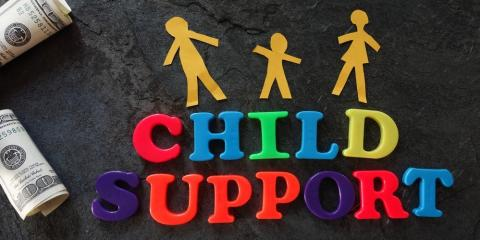 FAQs: Establishing Child Support, Martinsburg, West Virginia