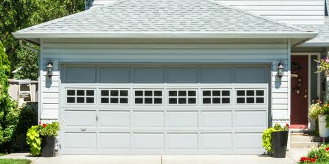 3 Garage Door Problems Homeowners Often Encounter, Jessup, Maryland