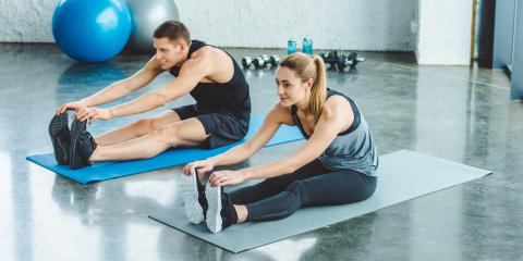 How to Stretch Before & After Exercising, ,