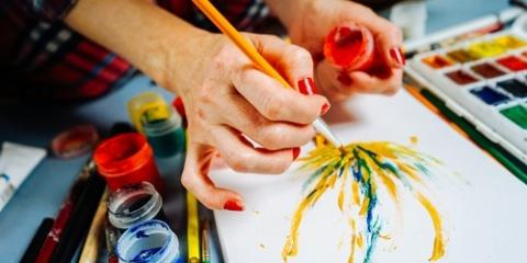 3 Reasons to Host a Paint Party at a Retirement Community, ,