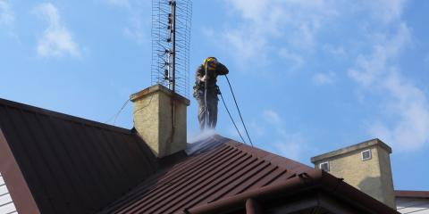 What Is a Roof Cleaning? , North Bethesda, Maryland