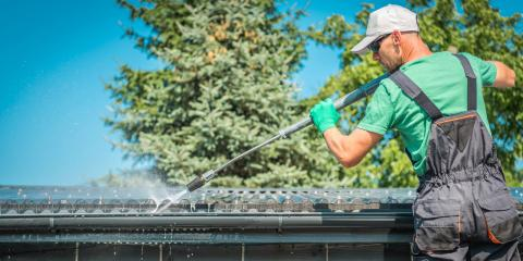 4 Reasons to Clean Your Gutters During the Spring, Clarksville, Maryland