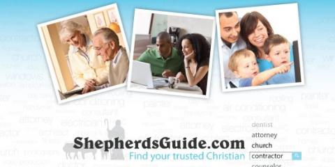 Find a Trusted Christian Business With The Shepherd's Guide Directory, Towson, Maryland