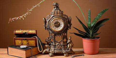 4 Ways to Tell If a Clock Is Antique, Mason, Ohio