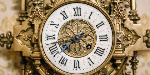 5 Tips for Maintaining a Vintage Wall Clock, Mason, Ohio