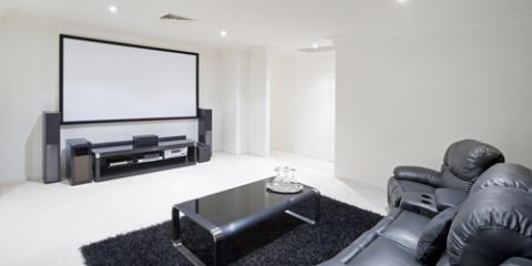 3 Common Mistakes to Avoid While Designing Your Home Theater, West Chester, Ohio
