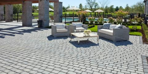 Paving Stone Patio Ideas From Huntington Station's Masonry Experts, Huntington, New York