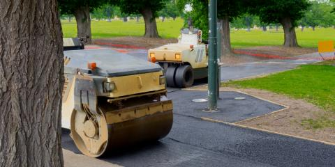 5 Things a Paving Contractor's Estimate Should Include, Cranston, Rhode Island