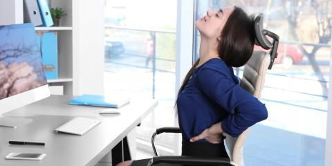 NJ's Massage Experts Explain How Poor Posture Contributes to Muscle & Joint Pain, Ramsey, New Jersey