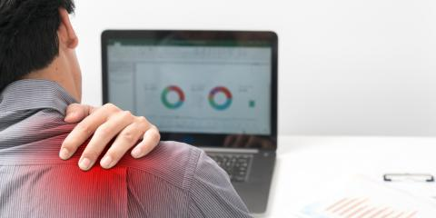 3 Ways to Alleviate Neck & Back Pain at the Office, Honolulu, Hawaii