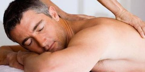 The Healing Power of Men's Massages at NYC's Best Spa, Manhattan, New York