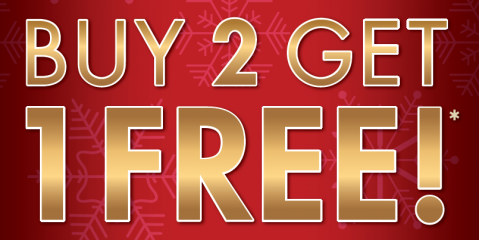 Buy 2, Get 1 Free Gift Cards at MassageLuXe, Springfield, Illinois