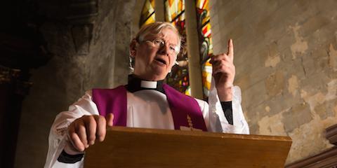 Priest Vestments Explained, Massena, New York