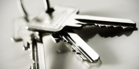 Locksmith Lists Benefits of Master Key Systems, Lincoln, Nebraska