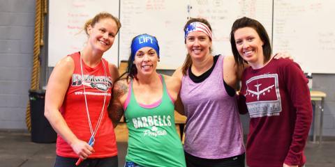 Kim Pasene - Bombers CrossFit Member Spotlight, Beavercreek, Ohio