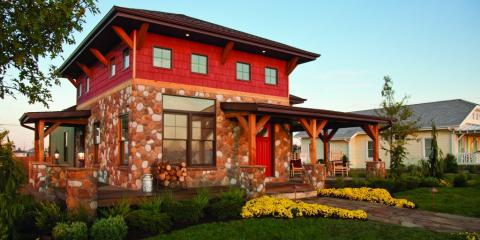 How To Mix And Match Siding And Stone On The Exterior Of