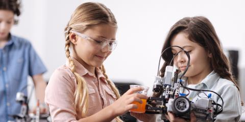 The Importance of Scientific Exploration at a Young Age, New York, New York