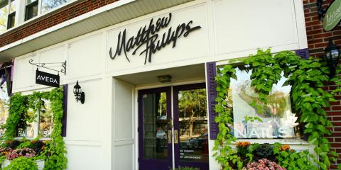 Let Matthew Phillips Salon tame your tresses with Aveda's natural smoothing treatment., West Hartford, Connecticut