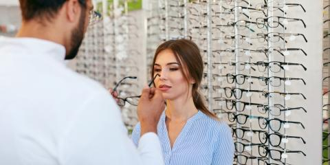 3 Reasons to Buy Eyeglasses in Person Rather Than Online, Stallings, North Carolina