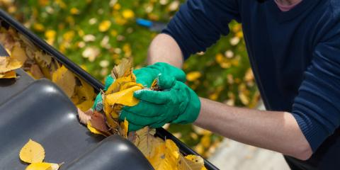 3 Reasons to Schedule a Gutter Cleaning in the Fall, Morning Star, North Carolina