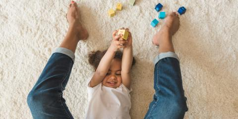 5 Ways to Keep Your Carpet Clean With Toddlers, Lahaina, Hawaii
