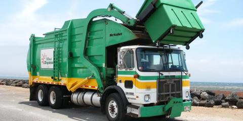 Maui Disposal Co, Inc., Garbage Collection, Services, Wailuku, Hawaii