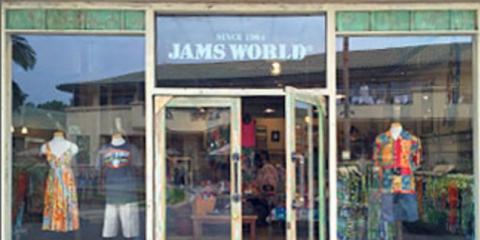 Jams World - The Shops at Mauna Lani, Clothing Stores, Shopping, Kamuela, Hawaii