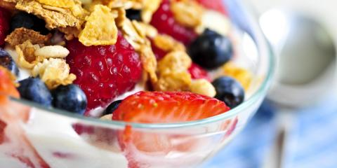 The Athlete's Guide to Healthy Snacking, Lexington-Fayette, Kentucky