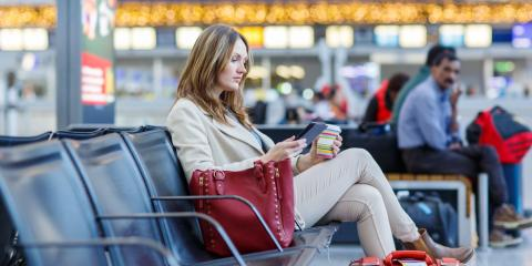 Traveling This Summer? 3 Tips for Maintaining Your Diet at the Airport , Los Angeles, California