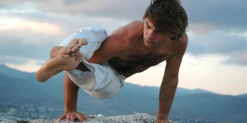 3 Reasons Why Every Athlete Should Practice Yoga, North Auburn, California