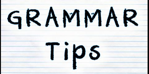 Grammar Tips for Small Businesses!, Abita Springs, Louisiana
