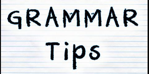 Grammar Tips for Small Businesses!, Abita Springs, Louisiana