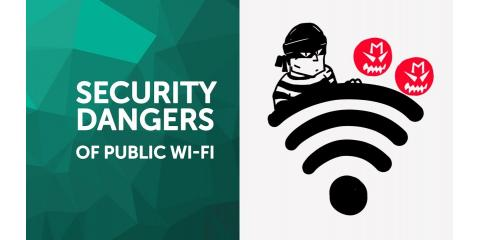 IT Security Tip #11: DON'T use public WiFi until you read this, Lake St. Louis, Missouri