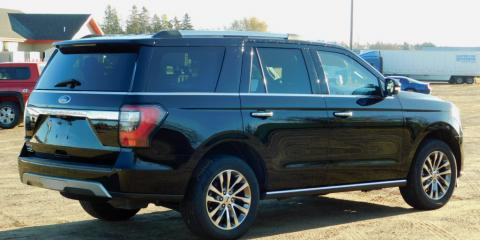 Certified Pre-Owned 2018 Ford Expedition Limited $50,995, Barron, Wisconsin