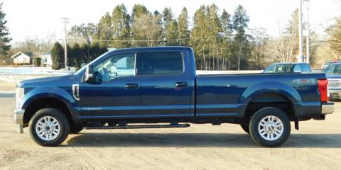 Certified Pre-Owned 2018 Ford F-350 Super Duty XLT $45,995 , Barron, Wisconsin
